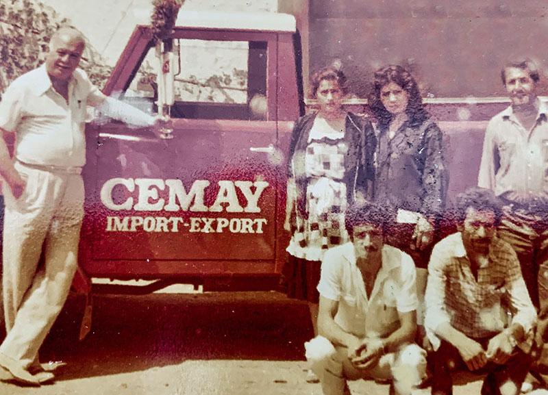 Haluk Aymen - Cemay Meyan Kökü Endüstri Kurucusu 1926-1999